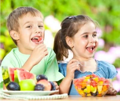 Easy Healthy Eating Tips for Kids