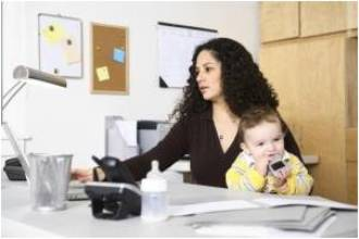How To Work From Home When You Have Young Children