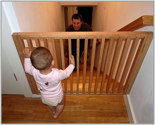 Child Safety Equipment In The Home