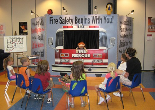Safety Rules For Kids At School