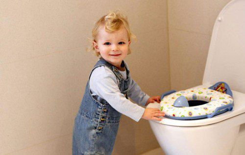 Potty Training Advice For Parents