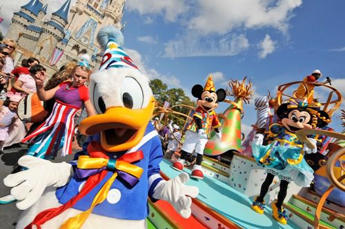 Disney Travel Tips With Kids