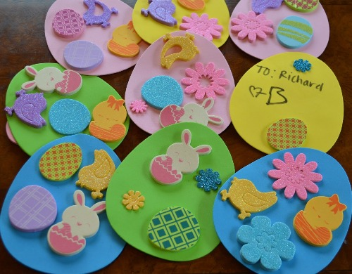 Easter Crafts For A Toddler