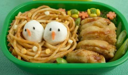 Healthy Lunch For My Toddler