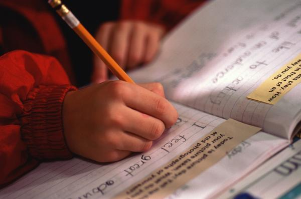 Helping Your Child To Write Sentences