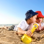 Sun Safety Tips for Toddlers