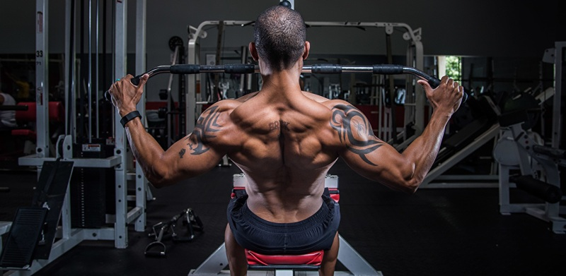 Build Muscle Bodyweight Training