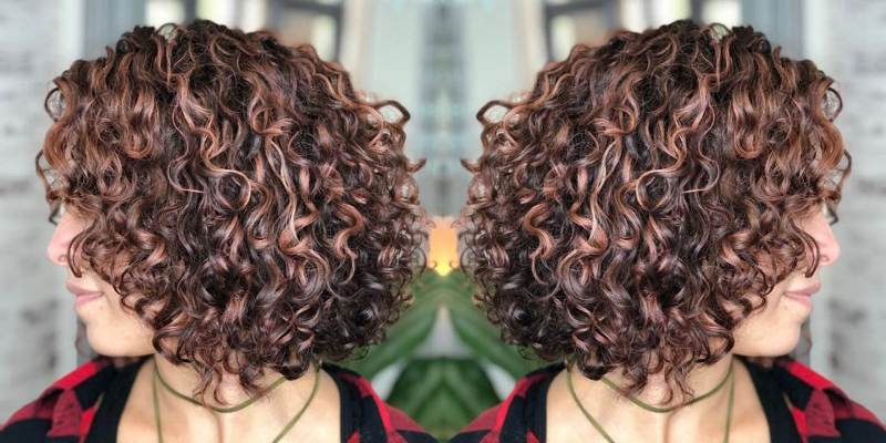 Layered Hairstyles Curly Hair