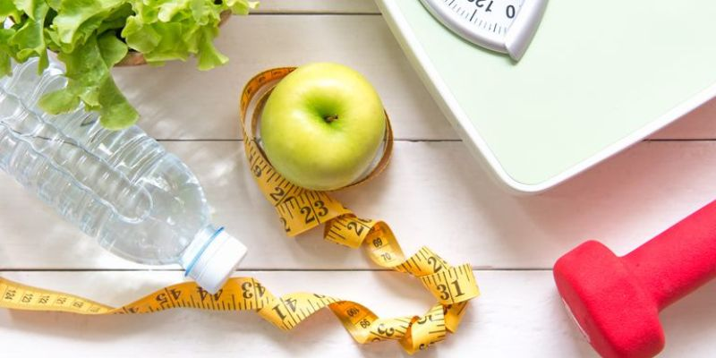 Be active and have a healthy weight