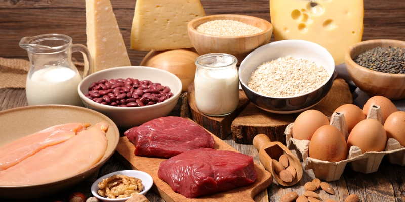 Choose right sources of Protein