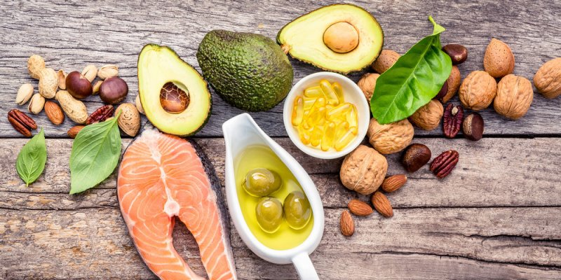 Consume Fats, but in right quantities