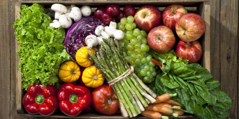 Eat meals that are well balanced and provide the proper amount of nutrients