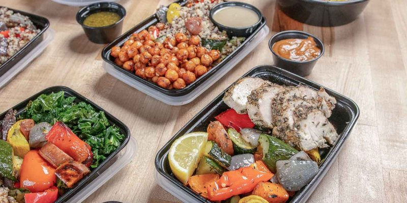 How to Plan Healthy Meal for Men
