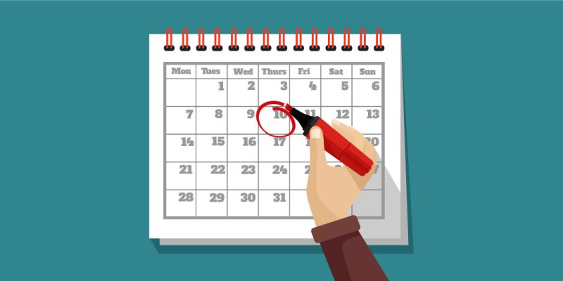 Let Everyone Know About Your Calendar