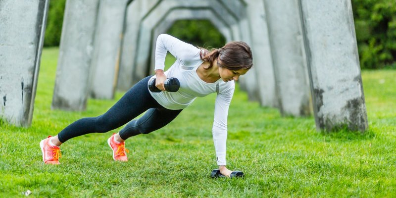 Increase Strength and Stamina Using Bodyweight Training Exercises